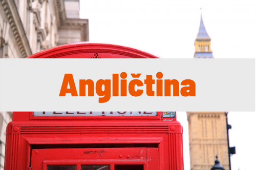 Angličtina / English